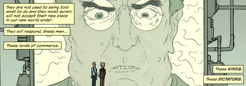 FDR AI (The Manhattan Projects)