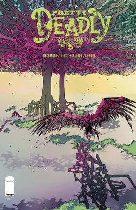 Cover for Pretty Deadly #7 (2015)