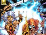 Angela & Glory: Rage of Angels Vol 1 1