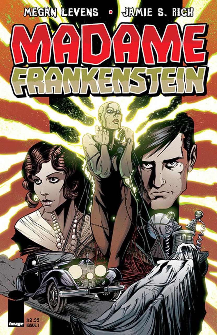 Madame Frankenstein Vol 1 1