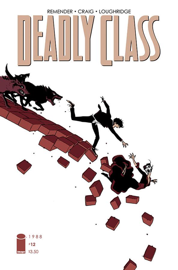 Deadly Class Vol 1 12