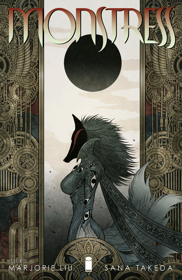 Monstress Vol 1 2