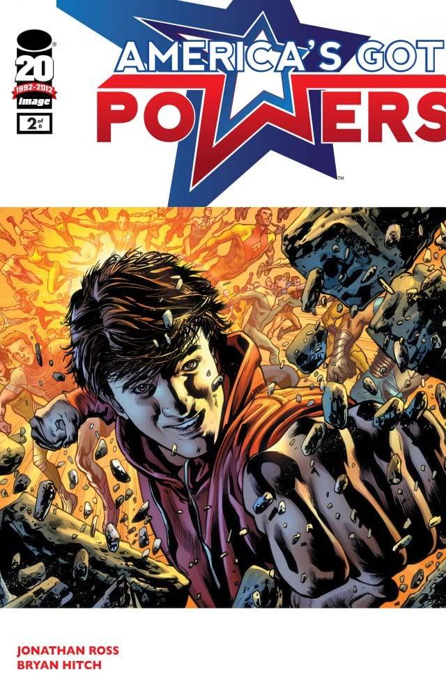 America's Got Powers Vol 1 2