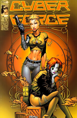 Cover for Cyberforce #31 (1997)