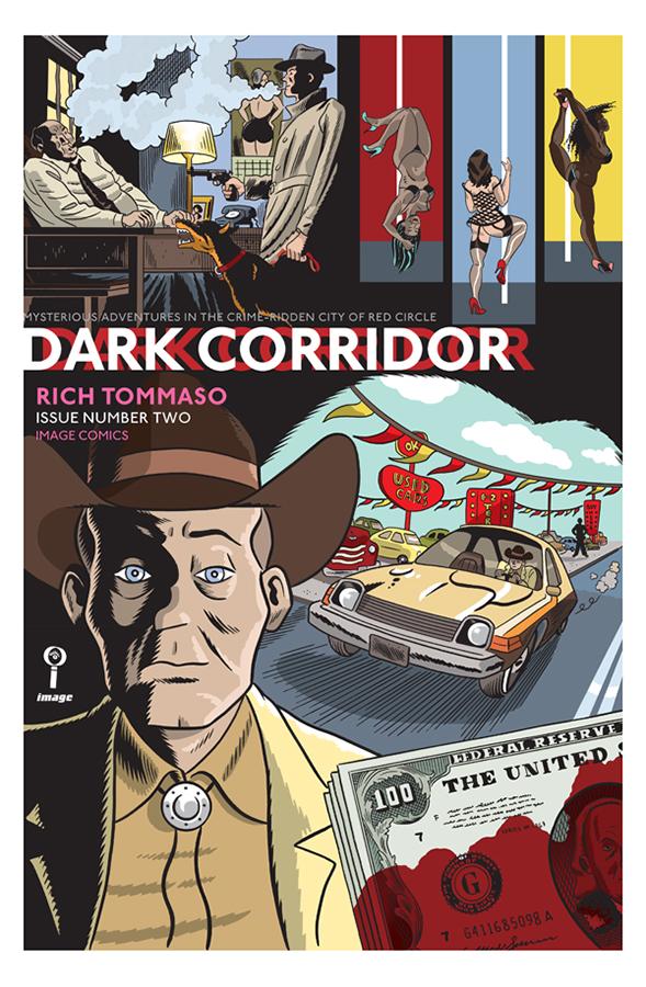 Dark Corridor Vol 1 2