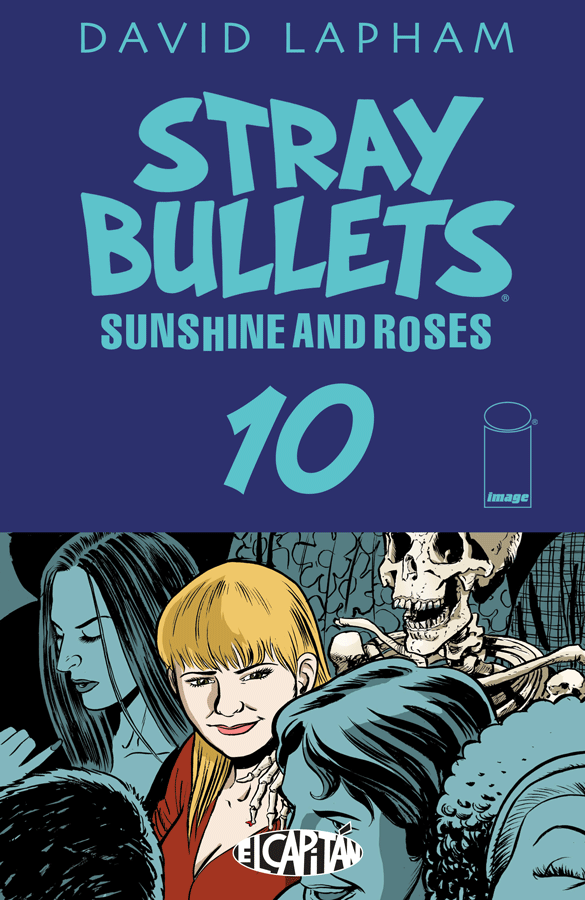 Stray Bullets: Sunshine and Roses Vol 1 10