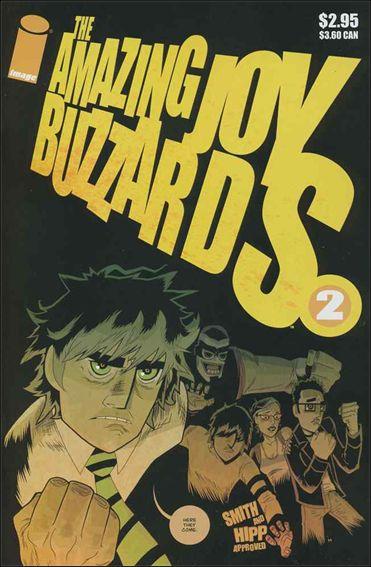 Amazing Joy Buzzards Vol 1 2