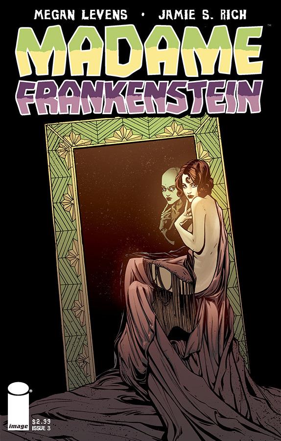 Madame Frankenstein Vol 1 3