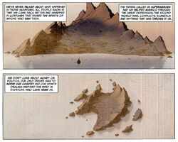 The Island (Jupiter's Legacy) from Jupiter's Legacy Book 1.jpg