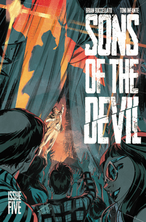 Cover for Sons of the Devil #5 (2015)