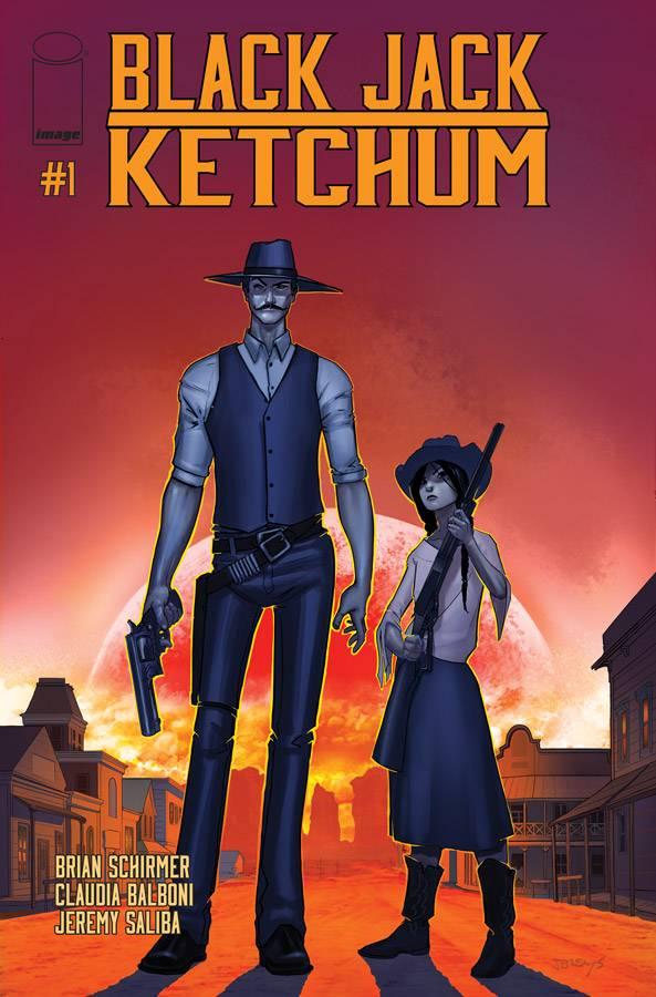 Black Jack Ketchum Vol 1 1