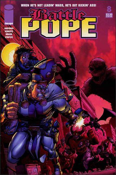 Battle Pope Vol 1 8