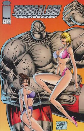 Cover for Youngblood #9 (1994)