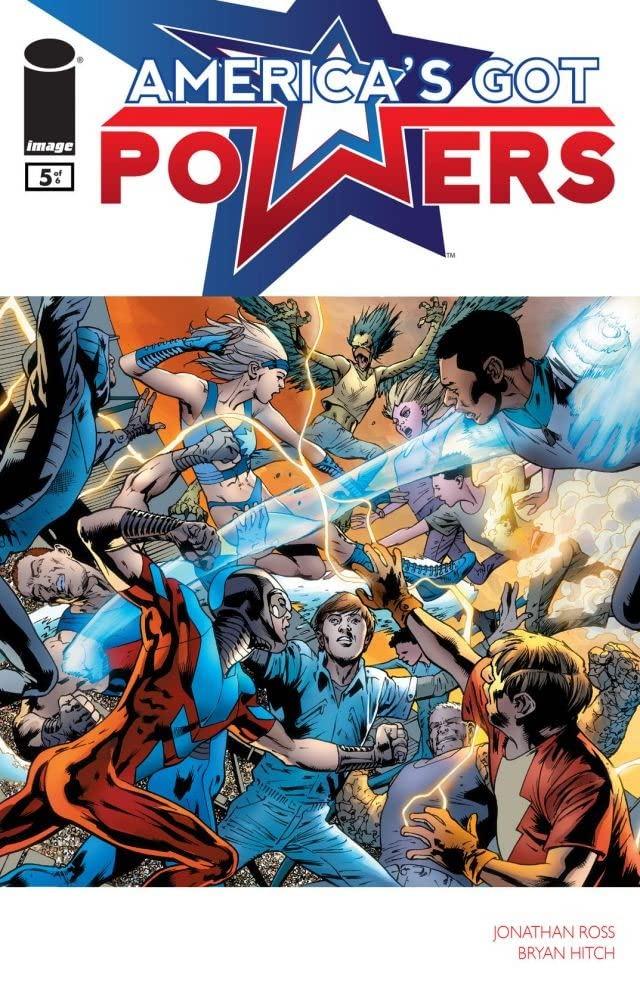 America's Got Powers Vol 1 5