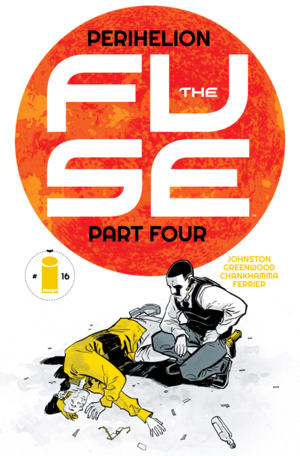 Cover for The Fuse #16 (2015)