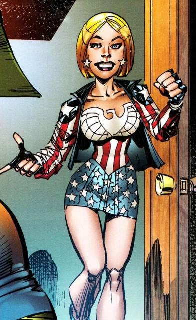 Angelica Murphy (Image Universe)