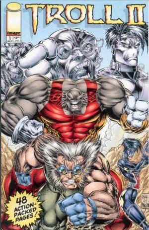 Cover for Troll II (1994)