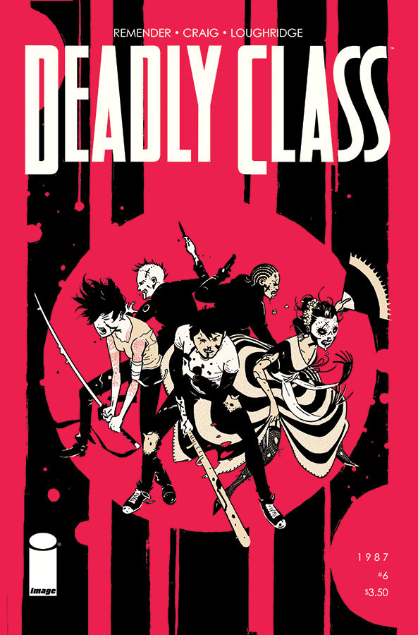 Deadly Class Vol 1 6