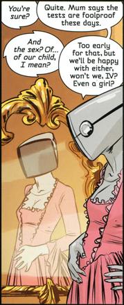 Princess Robot (Saga)