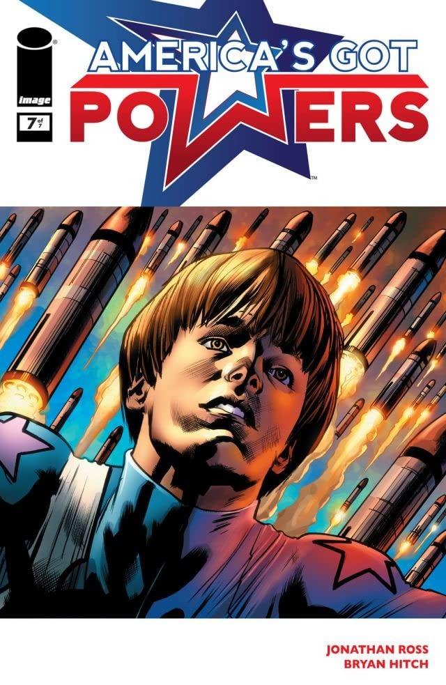 America's Got Powers Vol 1 7