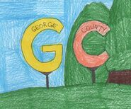 George County Sign (Zinrico)