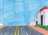 Dallasfield Main Street