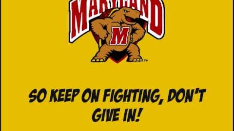 Maryland Victory Song