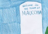 Water tower of Maucchia