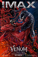 Venom Let There Be Carnage IMAX Poster