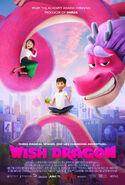 Wish Dragon (2021) Poster