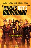Hitman's Wife's Bodyguard (2021) Poster