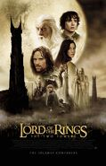 The Lord of the Rings - The Two Towers (2002) Poster