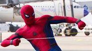 Spider-Man Vs Captain America - Airport Battle - Captain America Civil War (2016) IMAX Movie Clip 4K