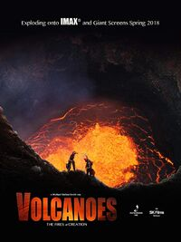 Volcanoes - The Fires of Creation (2018) Poster.jpg