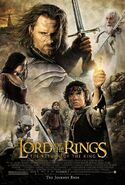 The Lord of the Rings - The Return of the King (2003) Poster
