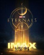 Eternals IMAX Poster