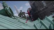 Spider-Man Far From Home (2019) - Final Swing Scene (IMAX)