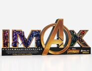 Infinity War IMAX Standee