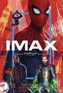 Spider-Man - Far From Home - IMAX Poster
