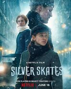The Silver Skates (2020) Poster