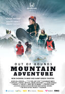 Mountain Adventure - Out of Bounds (2019) Poster