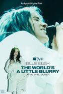 Billie Eilish - The World's a Little Blurry (2021) Poster
