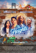 In the Heights (2021) Poster