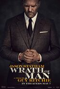 Wrath of Man (2021) Poster