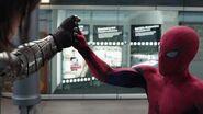 Spider-Man Entry Scene Marvel's Captain America Civil War (2016) IMAX