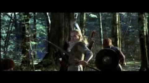 The Lord of the Rings The Return of the King trailer (contains unreleased footage)