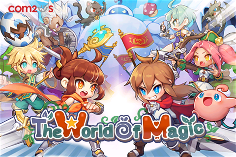 IMO: The World of Magic Wiki