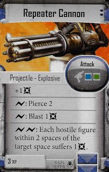 Repeater Cannon