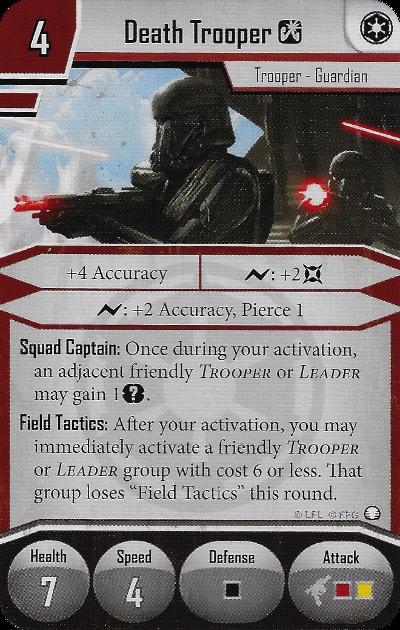 Death Trooper (Elite) (Skirmish)