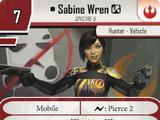 Sabine Wren (Skirmish)